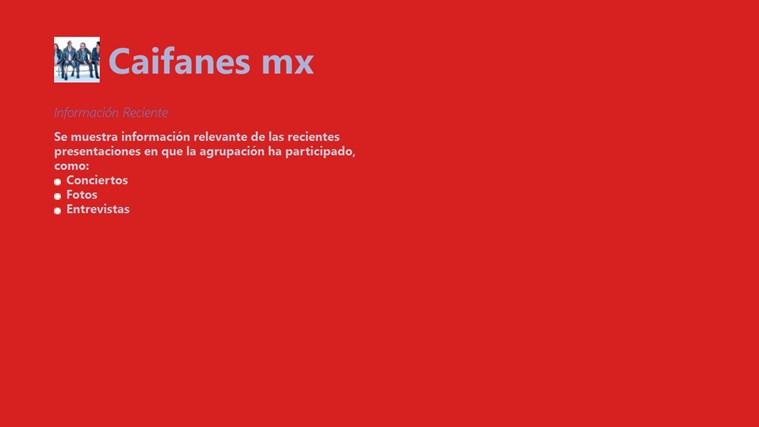 Caifanes mx
