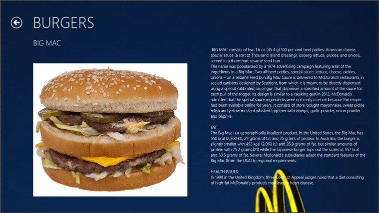 mcdonalds product levels Mcdonald's improves customer reporting capabilities that provide measurable customer satisfaction results from the national to franchise level all product.