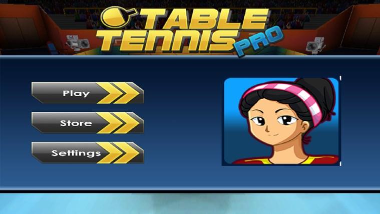Table Tennis Pro 3D