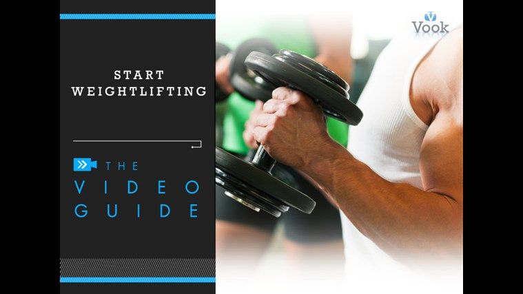 Start Weightlifting: The Video Guide start video