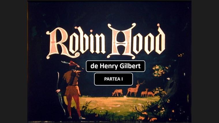 Povestea lui Robin Hood