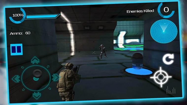Elite Commando Mission Free