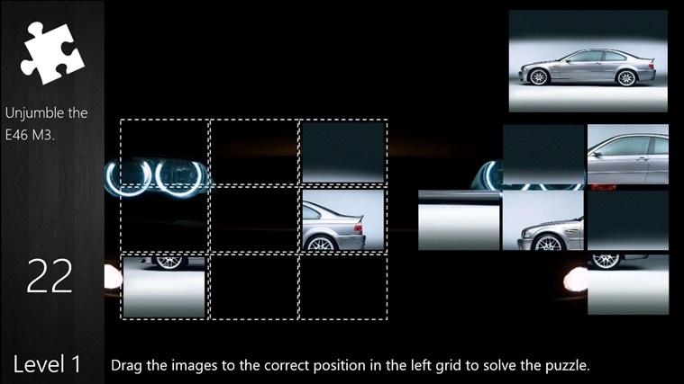 BMW E46 M3 Puzzle puzzle