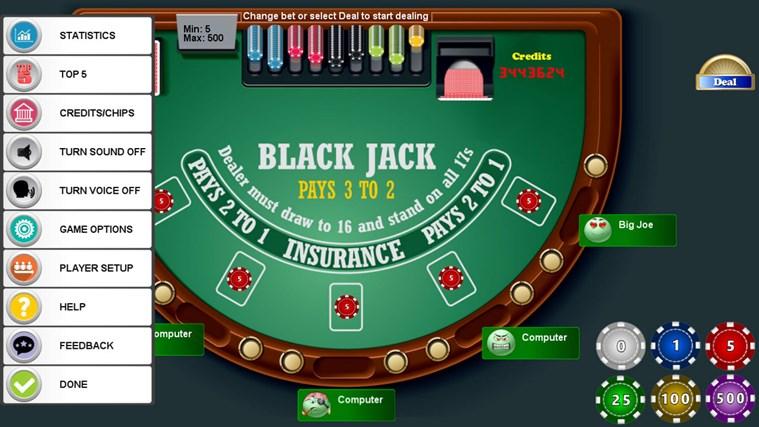 Senex Blackjack