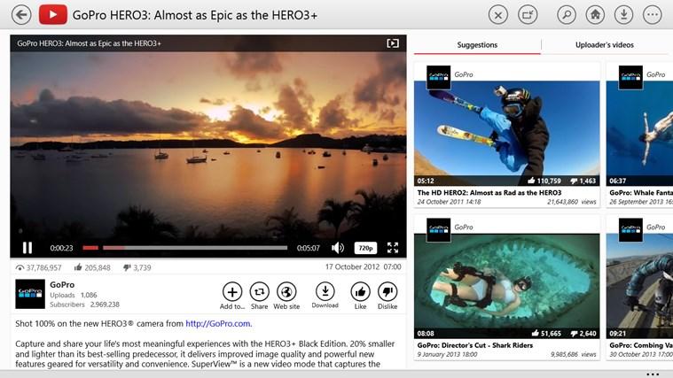One for YouTube + framelap youtube