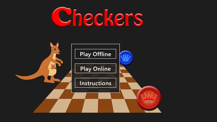 Checkers Two Player Free Games | Basketball Scores