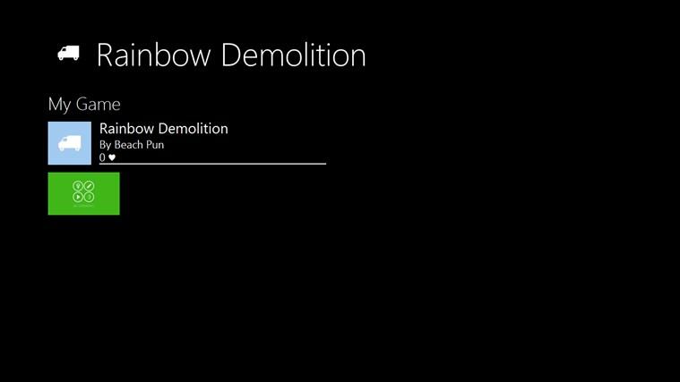 RainbowDemolition
