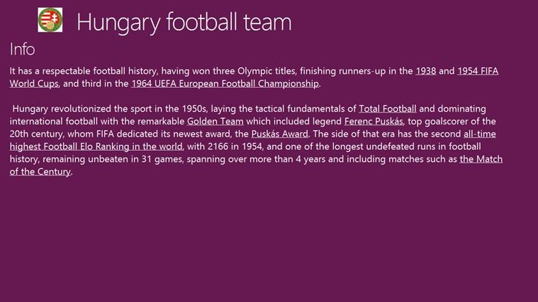 Hungary football team football marcus