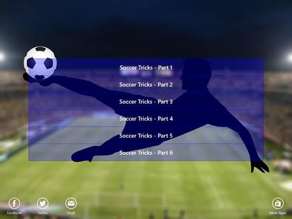 Soccer Tricks football marcus