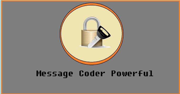 Message Coder Powerful