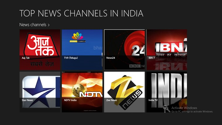 viabiliy of news channels in india Barc releases first set of tv ratings • star plus is the leading hindi gec channel of the country • times now leads the english news category (all india.
