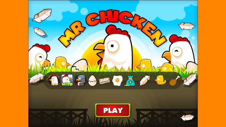 Casino - Slot Machine Mr Chicken