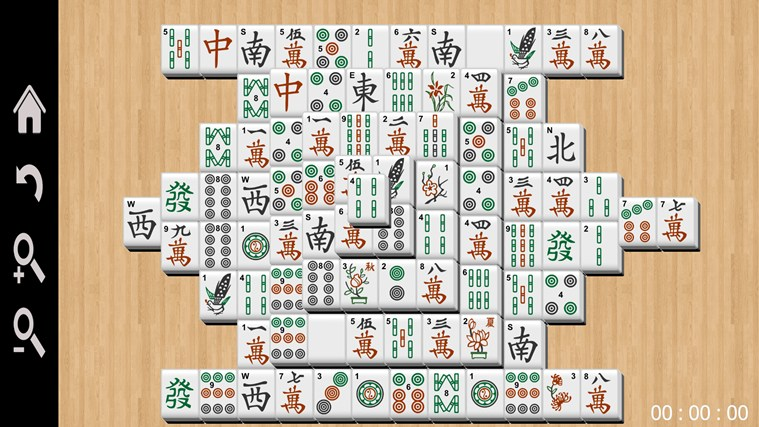 Mahjong ! classic mahjong
