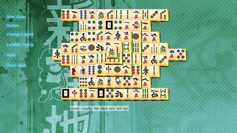 Mahjong?? classic mahjong