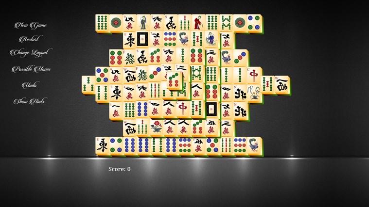 Mahjong? classic mahjong