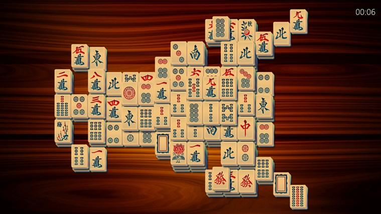 Mahjong + classic mahjong