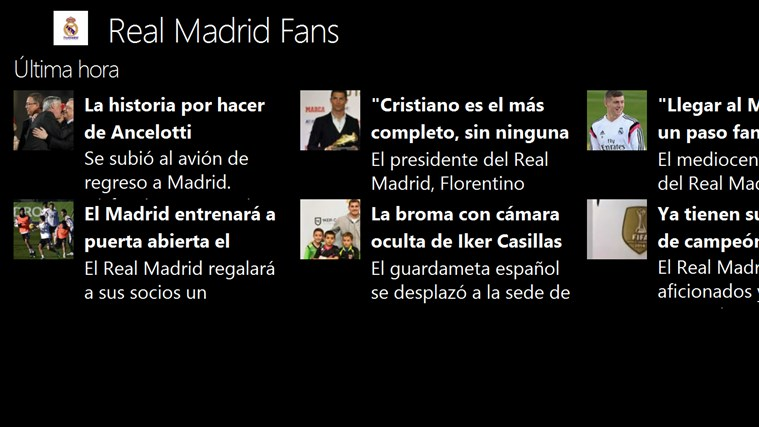 Real Madrid C. F. Fans
