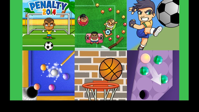 Sports Games of Awesomeness!
