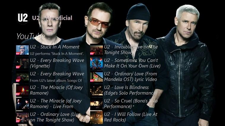 U2 NoOficial
