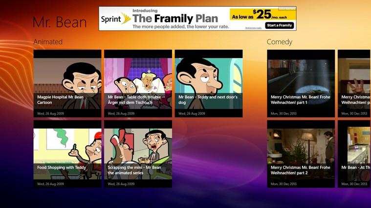Mr. Bean Comedy comedy