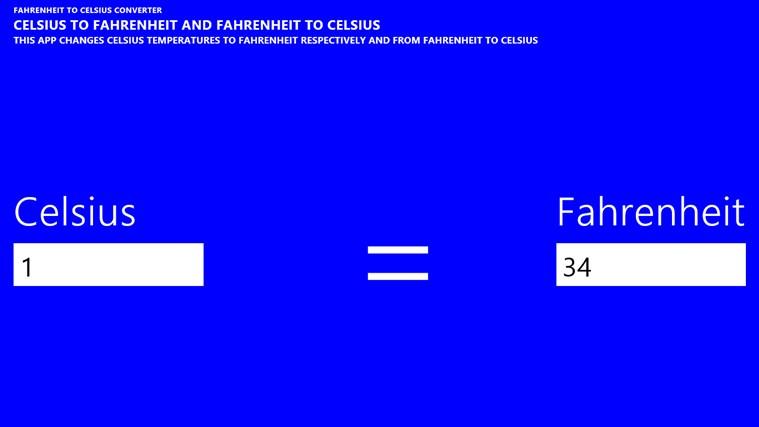 Fahrenheit to Celsius Converter fahrenheit celsius conversion