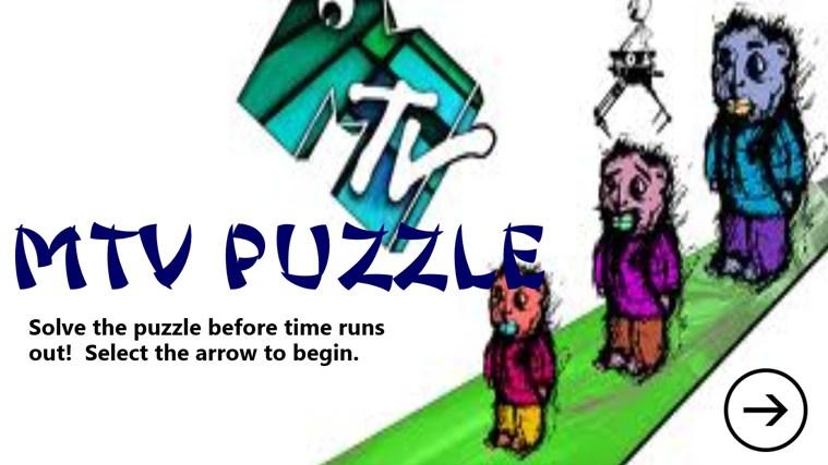 MTV Puzzle puzzle