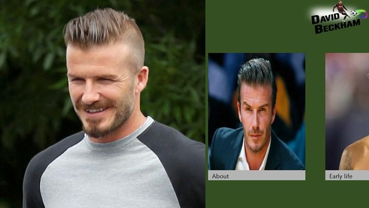 David Beckham beckham united