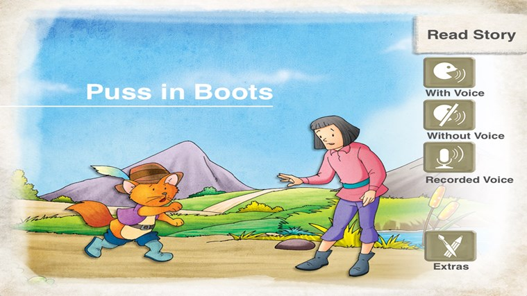 Classic Tales - Puss in Boots