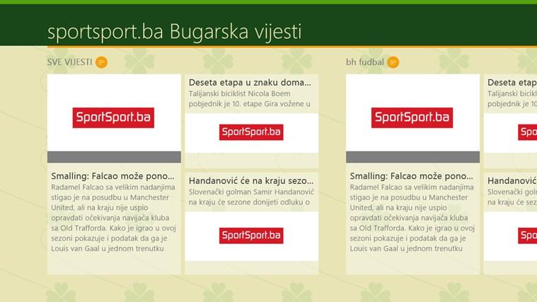 sportsport.ba Bugarska vijesti vijesti