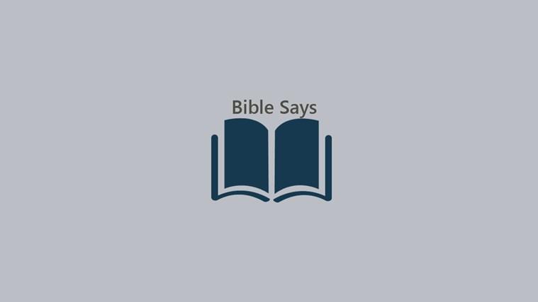Bible Says bible marcus
