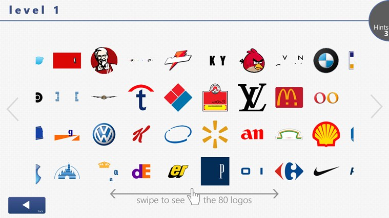Related Apps - like Logos Quiz+