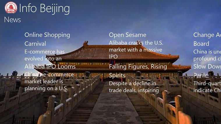 Info Beijing