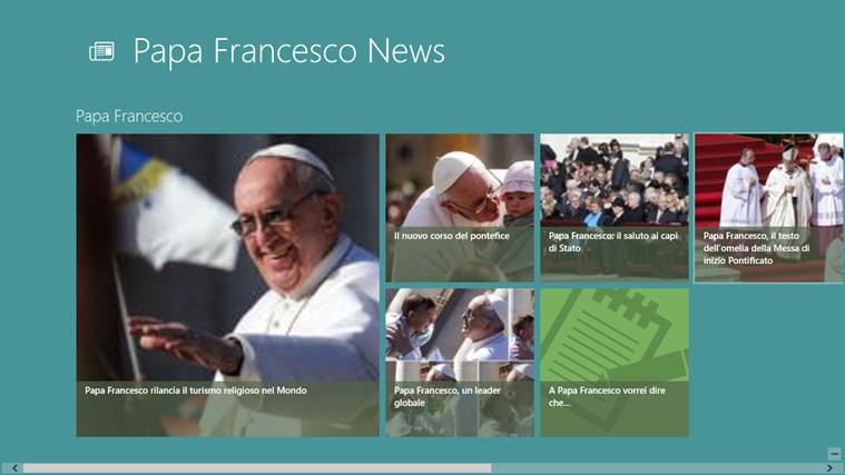 Papa Francesco News