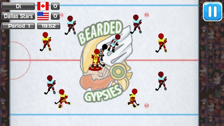 Stickman Hockey Game