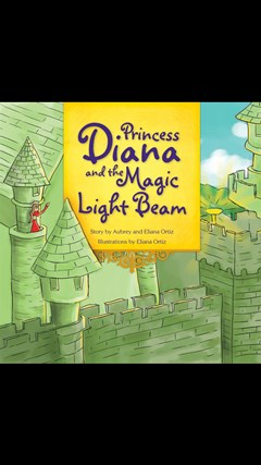 Princess Diana and the Magic Light Beam