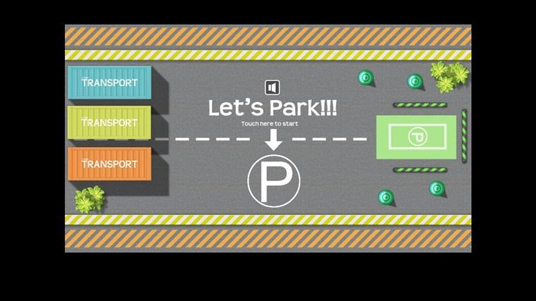 Parking Mania!?
