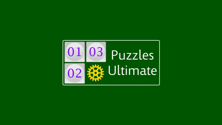 Puzzles Ultimate puzzle