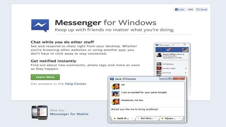 Facebook Messenger - Facebook messenger