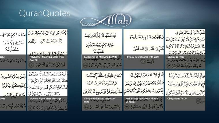 Quran Quotes al quran com