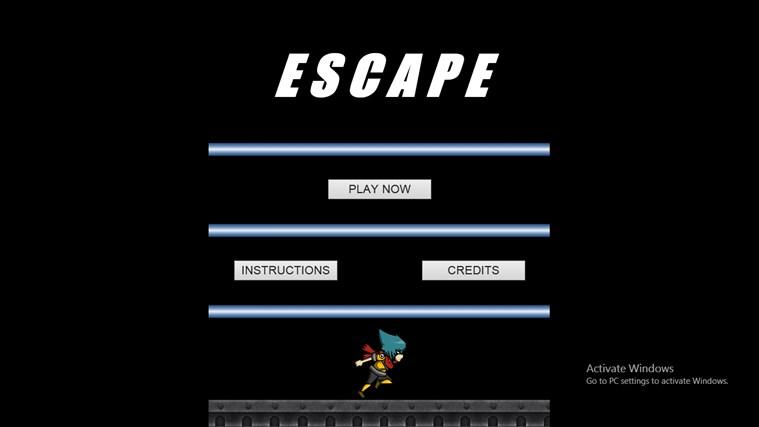 Escape Drones