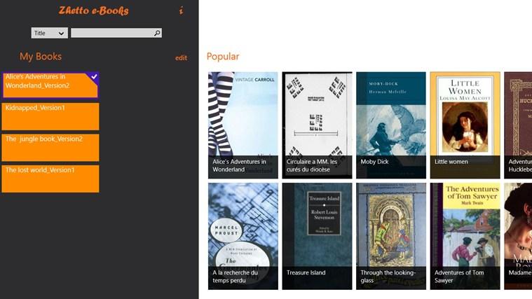 Zhetto - Free eBooks