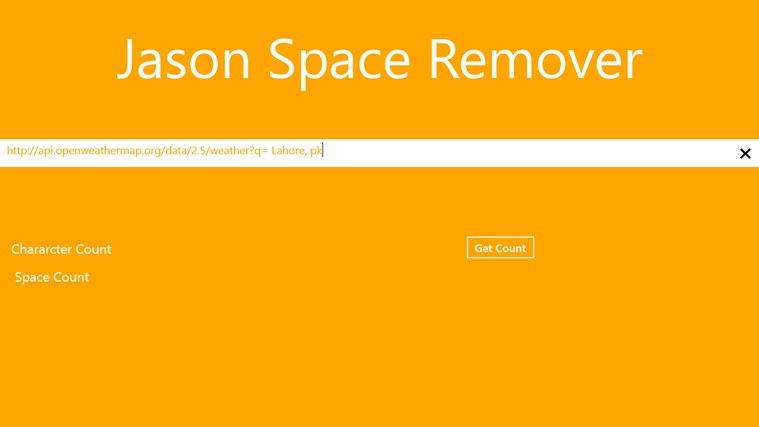 Jason Space Remover