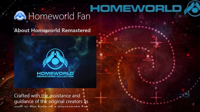 Homeworld Fan