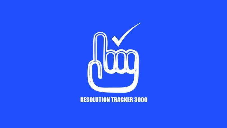 Resolution Tracker 3000 resolution