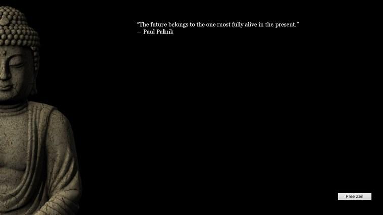 zen dog quotes quotesgram