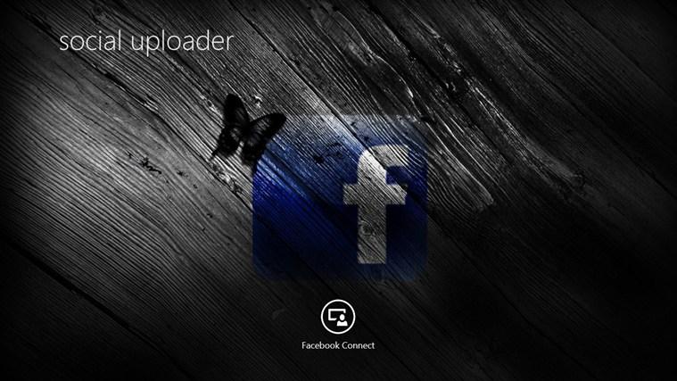 Social Uploader facebook