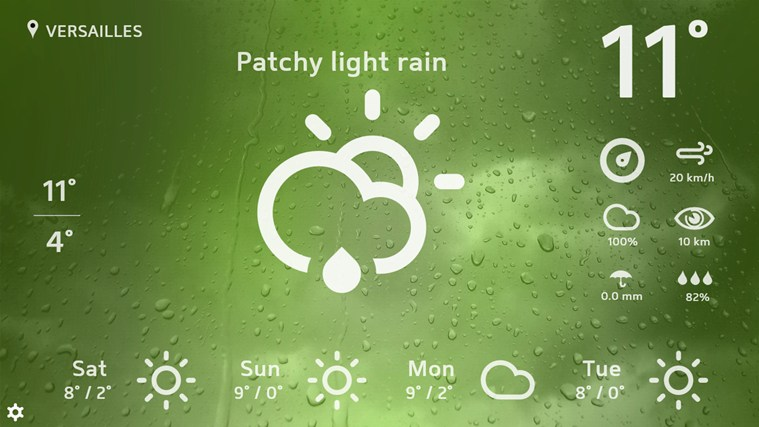 Weather Outside