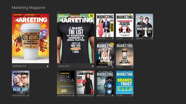 Marketing Magazine marketing ministries