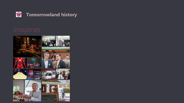 Tomorrowland history
