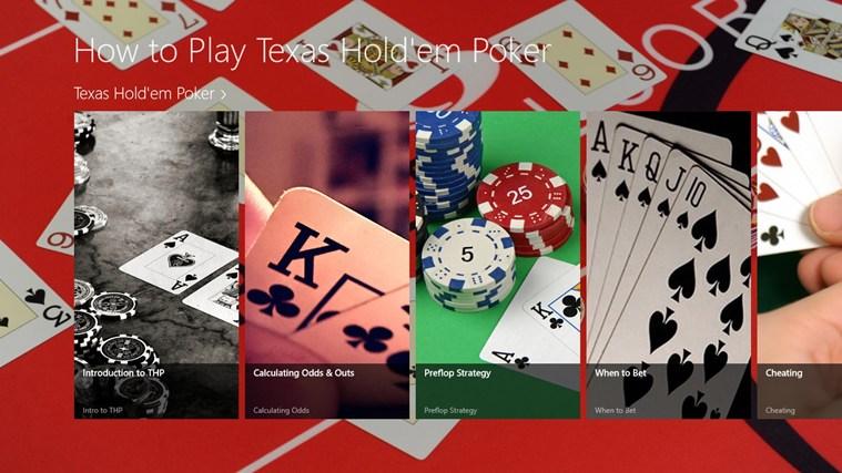Texas holdem online poker sites top texas holdem 2015
